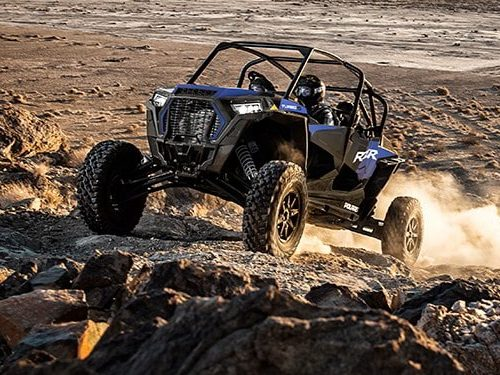 2021 Polaris RZR Turbo S 4 Gallery Image 2