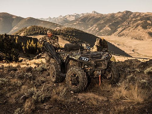 2021 Polaris Sportsman XP 1000 Gallery Image 2