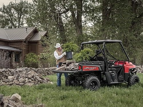 2021 Polaris RANGER 570 Full-Size Gallery Image 2