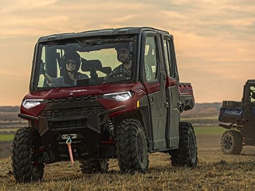 2021 Polaris RANGER CREW XP 1000 NorthStar Edition Gallery Image 2
