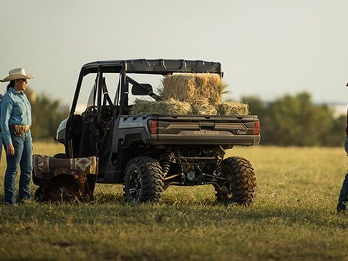 2021 Polaris RANGER XP 1000 Texas Edition Gallery Image 2