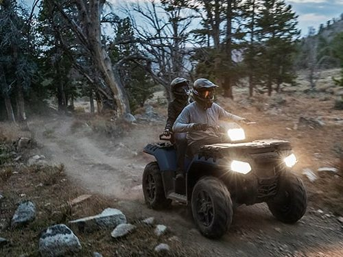 2021 Polaris Sportsman Touring 850 Gallery Image 3