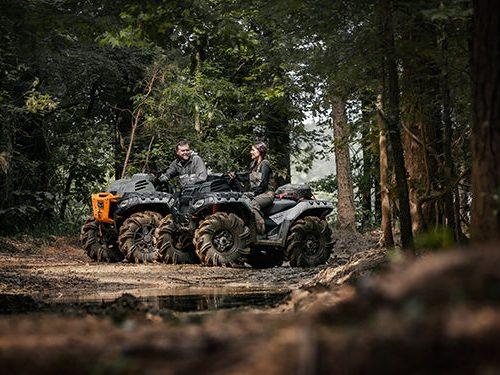 2021 Polaris Sportsman High Lifter Edition Gallery Image 3