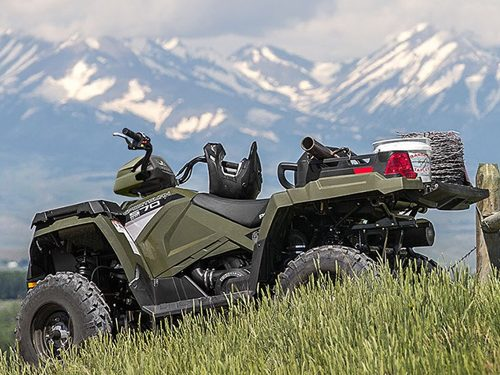 2021 Polaris Sportsman X2 570 Gallery Image 3