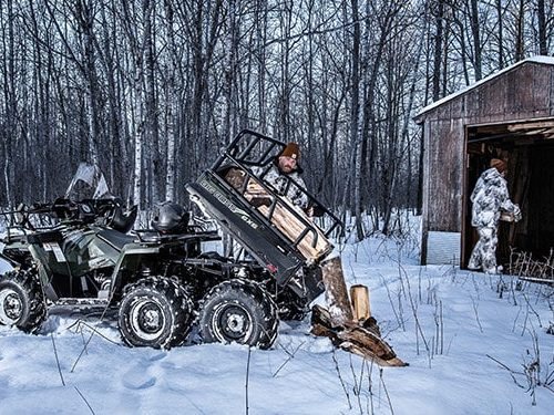 2021 Polaris Sportsman 6x6 570 Gallery Image 4