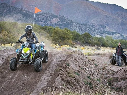 2021 Polaris Outlaw 110 EFI Gallery Image 4