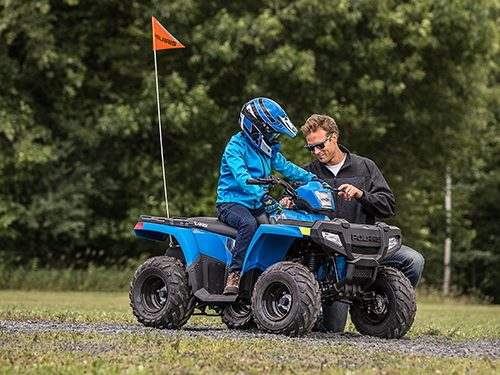 2021 Polaris Sportsman 110 EFI Gallery Image 3