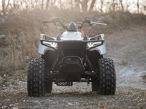 2021 Polaris Outlaw 70 EFI Gallery Image 4