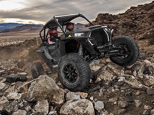 2021 Polaris RZR Turbo S Gallery Image 3