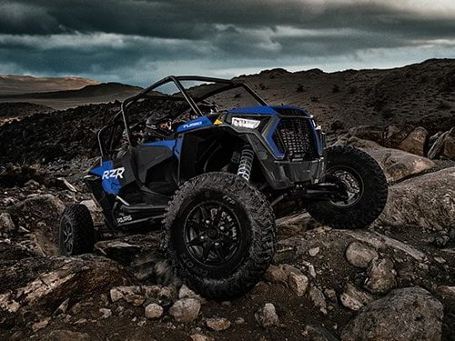 2021 Polaris RZR Turbo S 4 Gallery Image 3