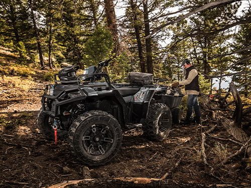 2021 Polaris Sportsman XP 1000 Gallery Image 3