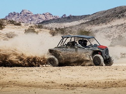 2021 Polaris RZR XP 4 Turbo Gallery Image 3