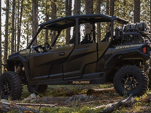2021 Polaris GENERAL XP 4 1000 Gallery Image 3