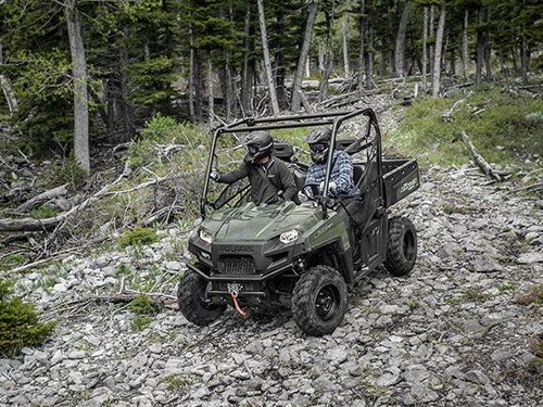2021 Polaris RANGER 570 Full-Size Gallery Image 3