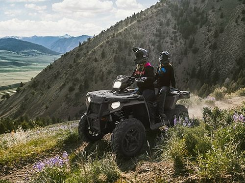 2021 Polaris Sportsman Touring 570 Gallery Image 4