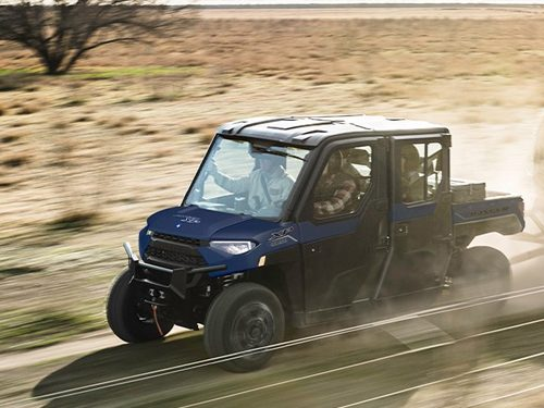 2021 Polaris RANGER CREW XP 1000 NorthStar Edition Gallery Image 3