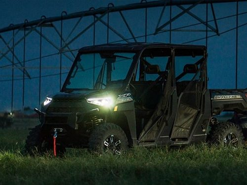 2021 Polaris RANGER XP 1000 Texas Edition Gallery Image 3