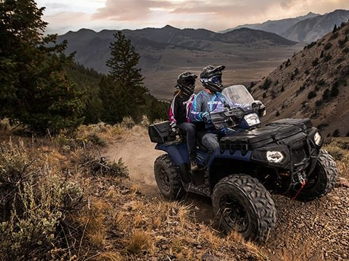 2021 Polaris Sportsman Touring 850 Gallery Image 4