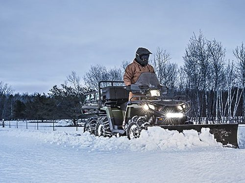 2021 Polaris Sportsman 6x6 570 Gallery Image 1