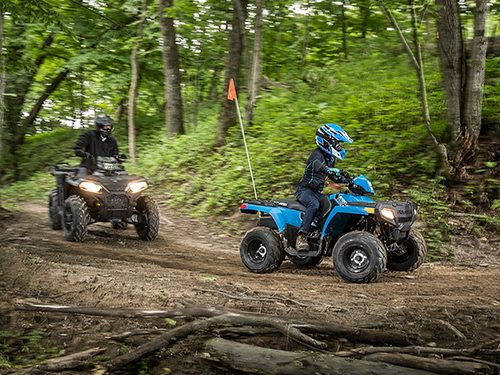 2021 Polaris Sportsman 110 EFI Gallery Image 4