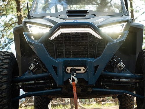 2021 Polaris RZR XP 1000 High Lifter Gallery Image 4