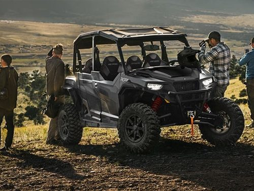 2021 Polaris GENERAL XP 4 1000 Gallery Image 4