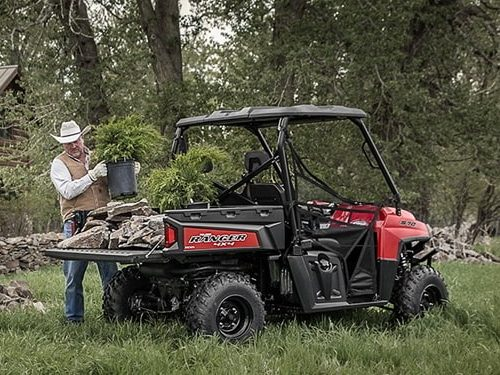 2021 Polaris RANGER 570 Full-Size Gallery Image 4