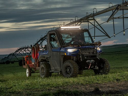 2021 Polaris RANGER XP 1000 Gallery Image 4