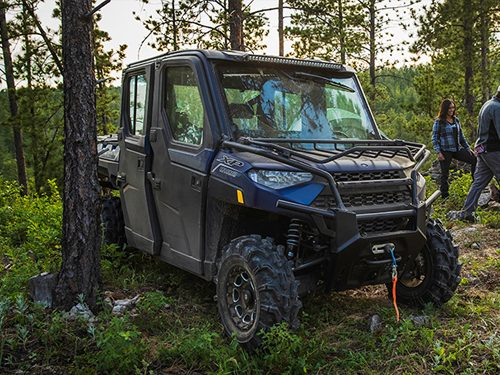 2021 Polaris RANGER CREW XP 1000 NorthStar Edition Gallery Image 4