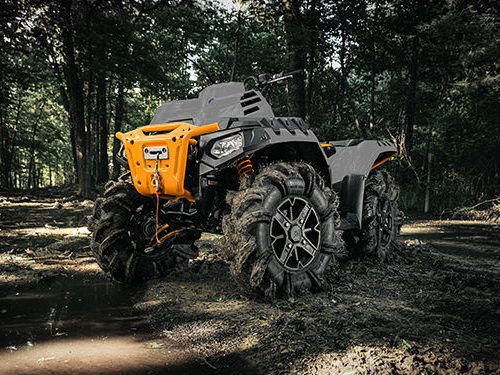 2021 Polaris Sportsman High Lifter Edition Gallery Image 4