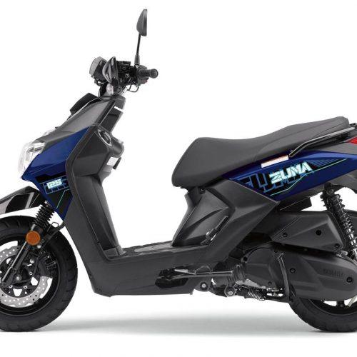 2021 Yamaha ZUMA 125 Gallery Image 2