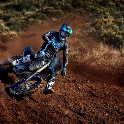 2021 Yamaha YZ250F Monster Energy Yamaha Racing Edition Gallery Image 2