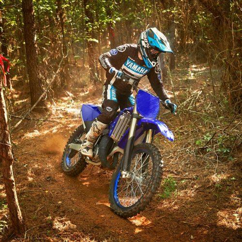 2021 Yamaha YZ125X Gallery Image 4