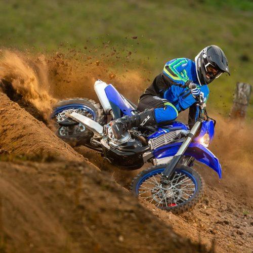 2021 Yamaha WR450F Gallery Image 3