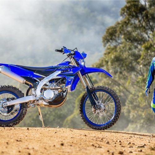 2021 Yamaha WR250F Gallery Image 3