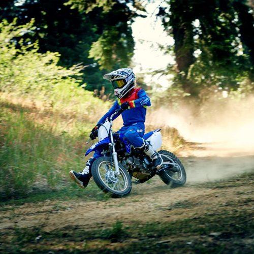 2021 Yamaha TT-R110E Gallery Image 3