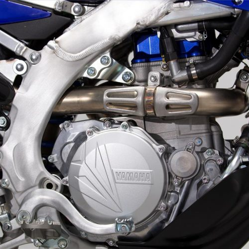 2021 Yamaha WR450F Gallery Image 4
