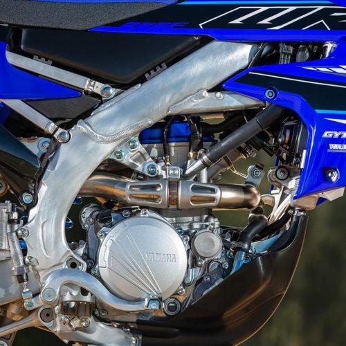 2021 Yamaha WR250F Gallery Image 4