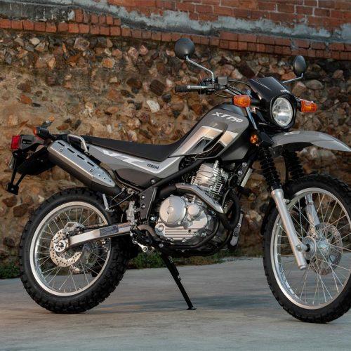 2021 Yamaha TW200 Gallery Image 1