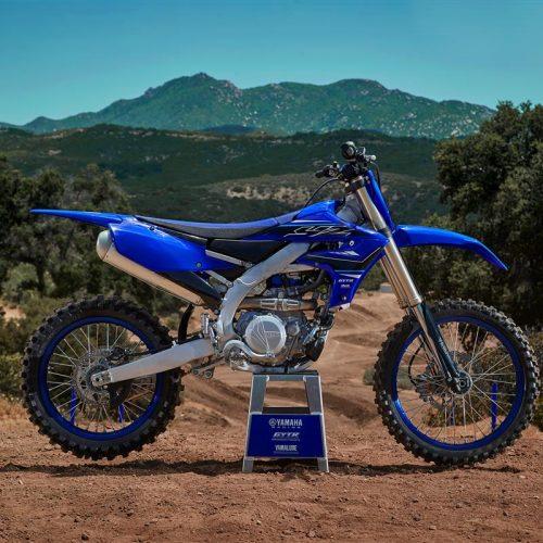 2021 Yamaha YZ450F Gallery Image 4