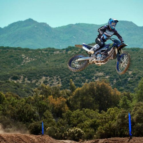 2021 Yamaha YZ250F Monster Energy Yamaha Racing Edition Gallery Image 1
