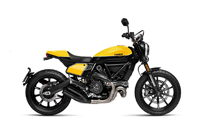 2021 Ducati Scrambler Full Throttle