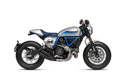 2021 Ducati Scrambler Café Racer