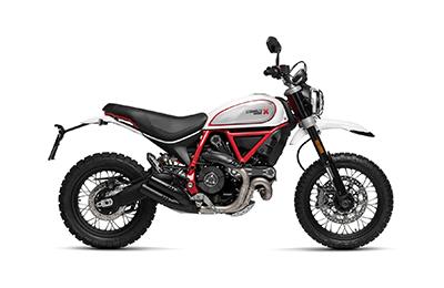 2021 Ducati Scrambler Desert Sled