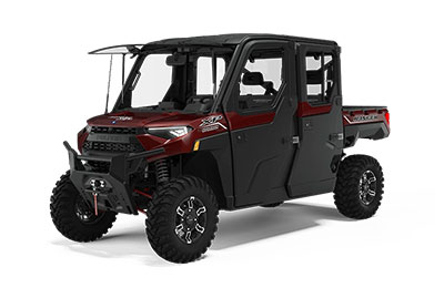 2021 Polaris RANGER CREW XP 1000 NorthStar Edition