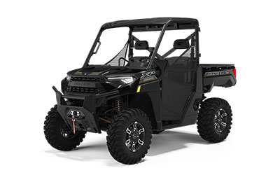 2021 Polaris RANGER XP 1000 Texas Edition