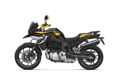 2021 BMW F 750 GS Edition 40 Years GS