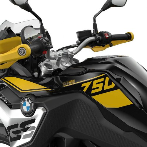 2021 BMW F 750 GS Gallery Image 1