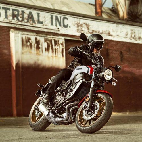 2021 Yamaha XSR700 Gallery Image 3