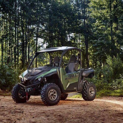 2021 Yamaha WOLVERINE X2 XT-R 850 Gallery Image 2